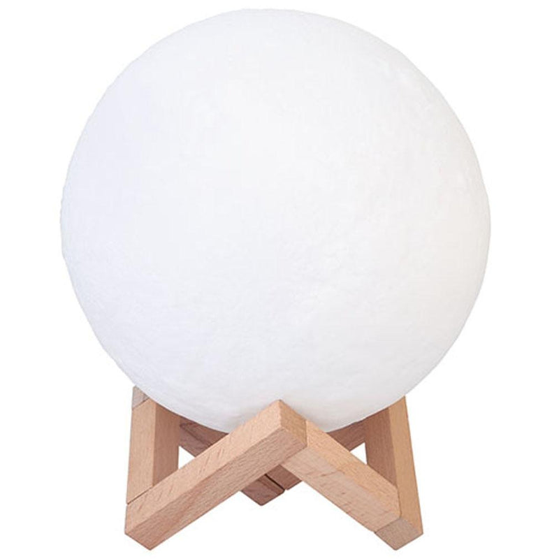 3D Printed Night Light Moon Lamp Home Lighting M - DailySale