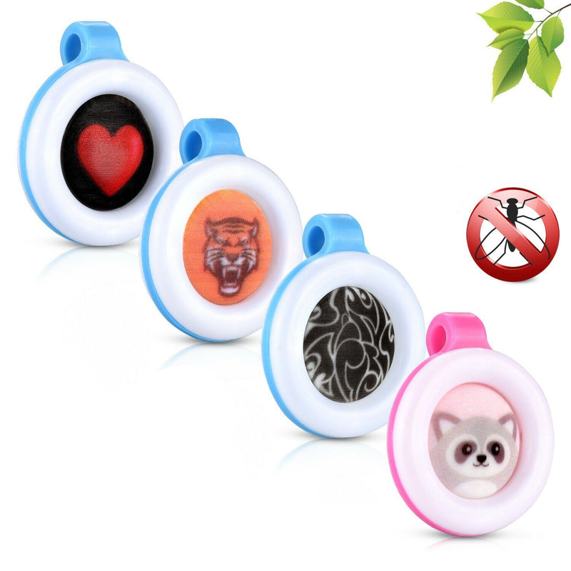 4-Pack: Clip On Mosquito, Bug & Insect Repellent Sports & Outdoors - DailySale