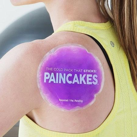 4-Pack: Paincakes, The Colod Pack That Sticks - Assorted Colors Wellness & Fitness - DailySale