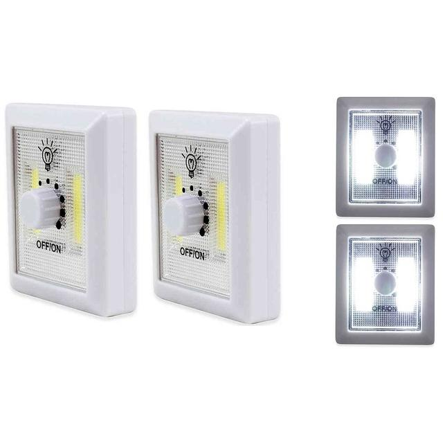 4-Pack: Stick On Dimmer Led Light Home Lighting - DailySale