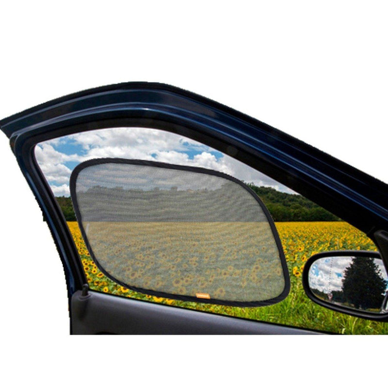 4-Pack Sun Shade-Static Cling Auto Window Shades Auto Accessories - DailySale