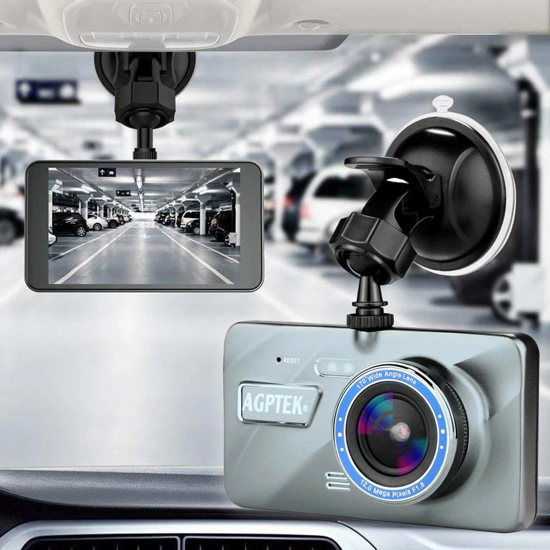 "4"" Vehicle 1080P Car Dashboard DVR Camera Video Recorder G-Sensor Dash Cam Auto Accessories - DailySale"