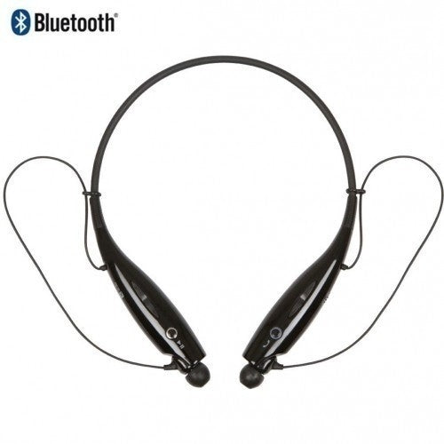 Water-Resistant Behind-the-Neck Bluetooth Stereo Headset - Assorted Colors - DailySale, Inc