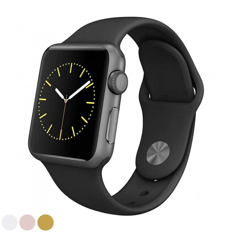 42mm Apple Watch Smartwatch - Assorted Colors Gadgets & Accessories Black - DailySale