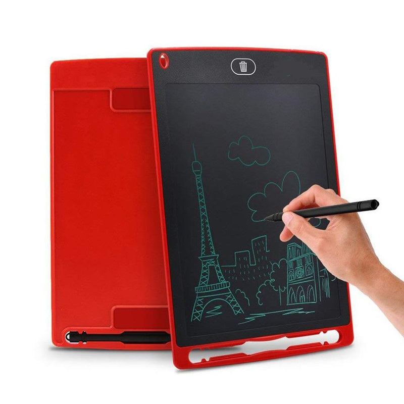 "4.4"" LCD Write & Erase Tablet Toys & Games Red - DailySale"