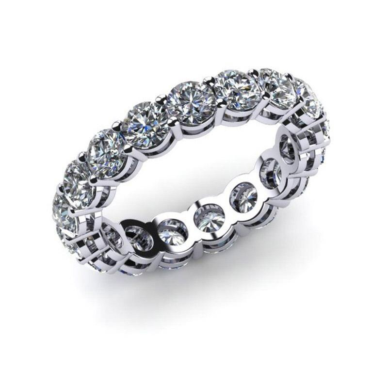 5 CTTW Classic Eternity Band - Assorted Sizes Jewelry - DailySale