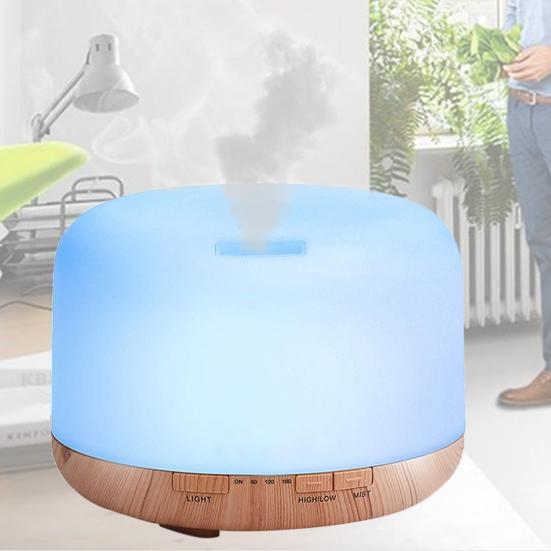 5 in 1 Premium Ultrasonic Aromatherapy Diffuser Wellness & Fitness - DailySale