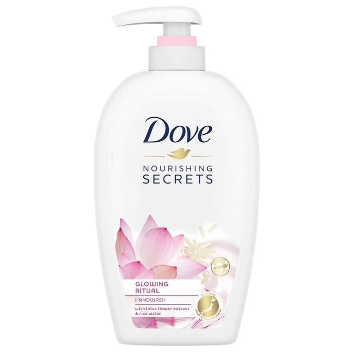 5-Pack: Dove Caring Hand Wash 250 ML Beauty & Personal Care - DailySale