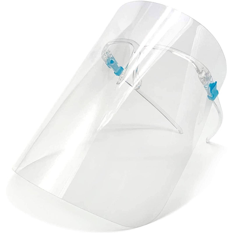 5-Pack: Reusable Transparent Safety Face Shield Face Masks & PPE - DailySale