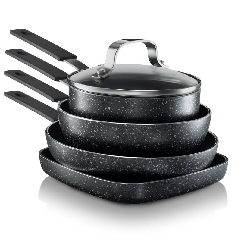 5-Piece Set: Gotham Steel 2833 Mini Stackmaster Kitchen Essentials - DailySale