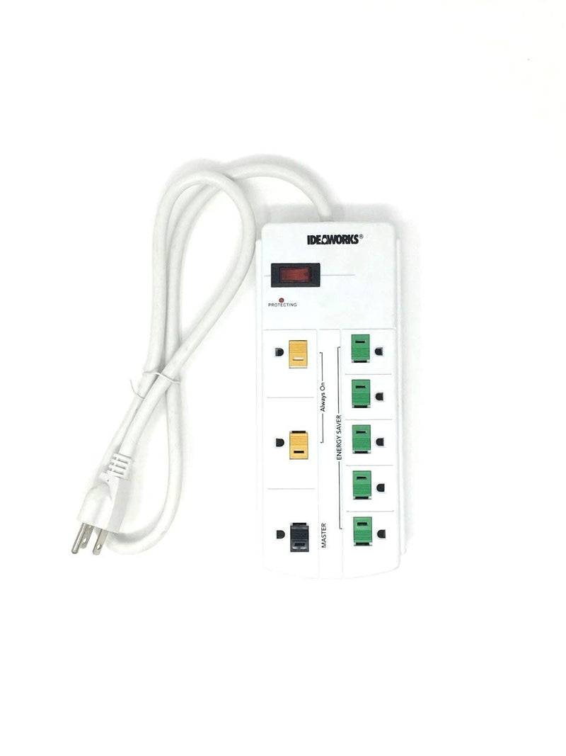 Ideaworks Energy Strip Power Saver - DailySale, Inc