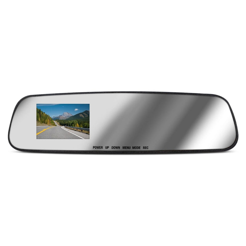 U-Drive MirrorCam Rear View Mirror Dash Cam - DailySale, Inc