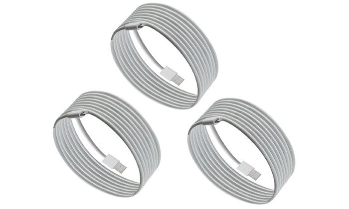10ft Apple-Certified Lightning Cable - Assorted Styles - DailySale, Inc