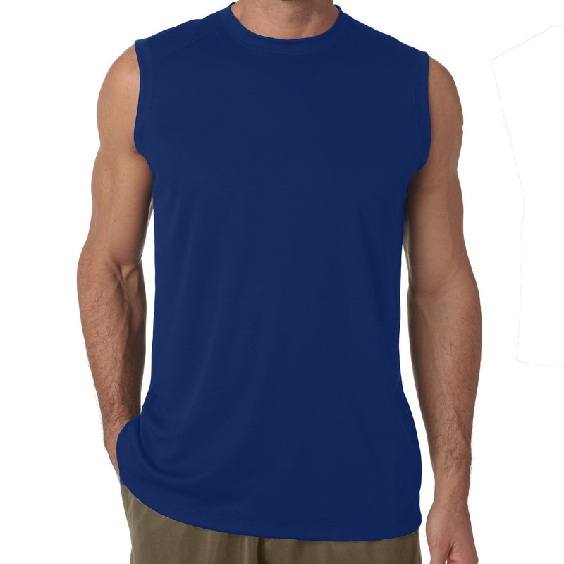 6-Pack: Men's Assorted Muscle Tank Tee Men's Clothing - DailySale
