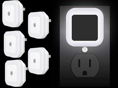 6-Pack: Plug-in LED Night Light Home Lighting - DailySale