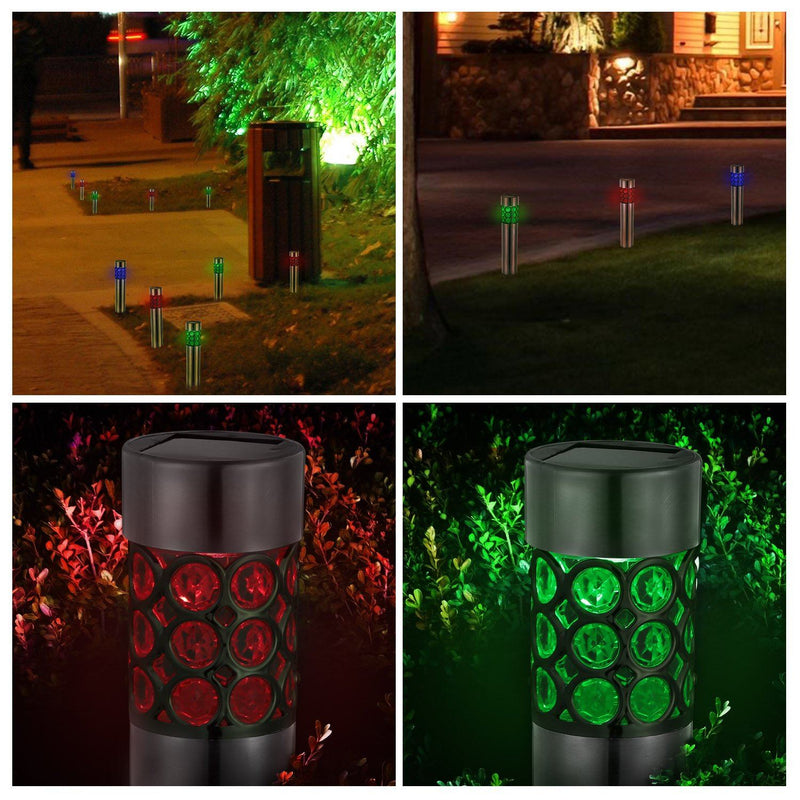 6-Pack: Solarek Outdoor Solar Light Garden & Patio - DailySale