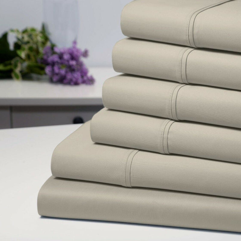 Bamboo 1800 Count Extra Soft Luxury Sheet Set