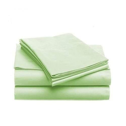 6-Piece Set: Egyptian Comfort 1600 Count Deep Pocket Bed Sheets Bed & Bath Twin Mint - DailySale