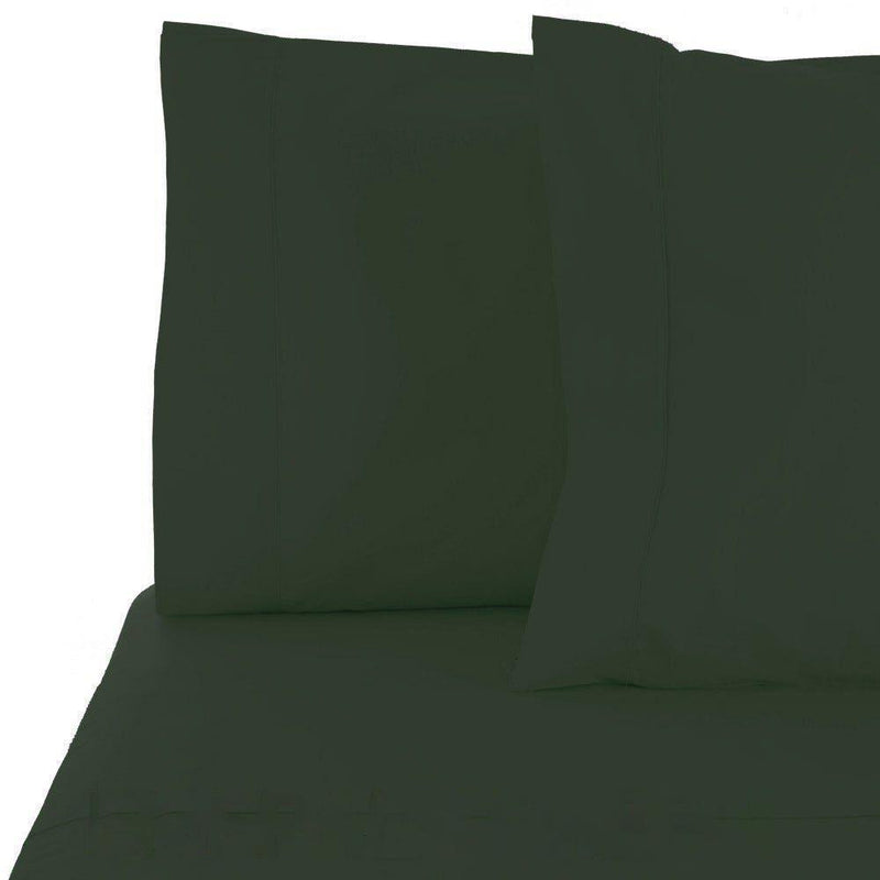 6-Piece Set: Egyptian Comfort 1600 Count Deep Pocket Bed Sheets - More Colors Bed & Bath Twin Emerald Green - DailySale