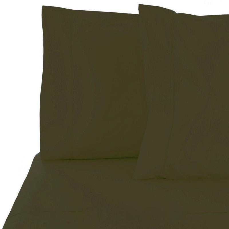 6-Piece Set: Egyptian Comfort 1600 Count Deep Pocket Bed Sheets - More Colors Bed & Bath Twin Hunter Green - DailySale