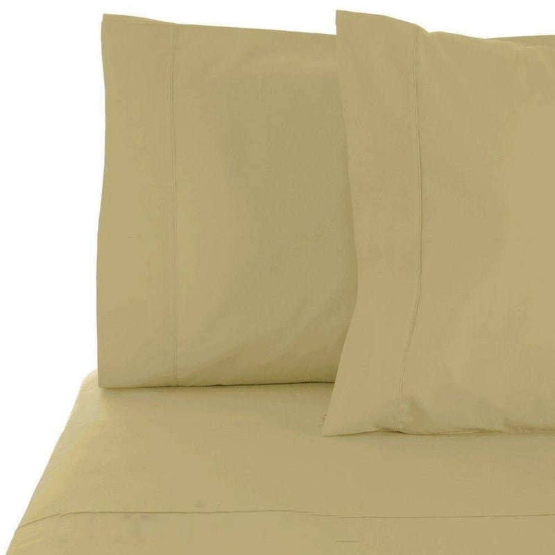 6-Piece Set: Egyptian Comfort 1600 Count Deep Pocket Bed Sheets - More Colors Bed & Bath Twin Light Olive - DailySale