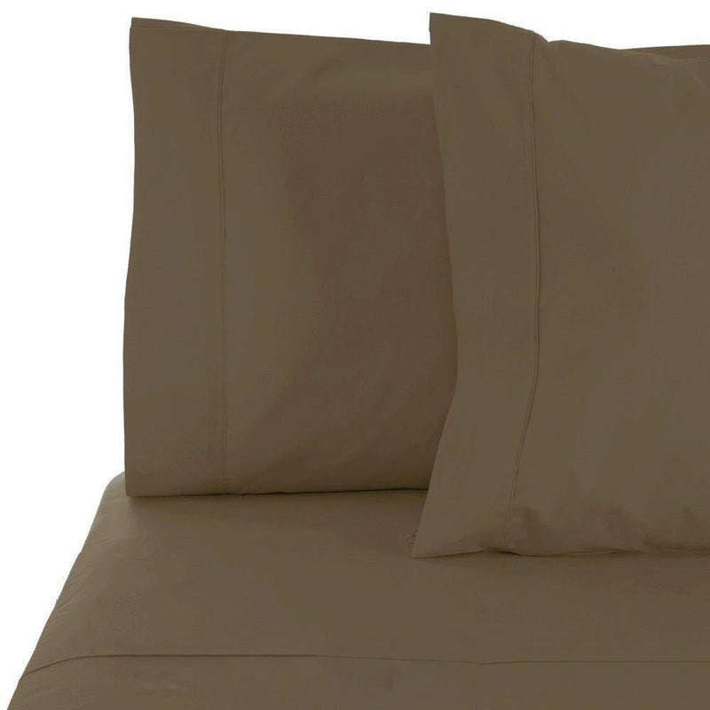6-Piece Set: Egyptian Comfort 1600 Count Deep Pocket Bed Sheets - More Colors Bed & Bath Twin Tree Bark Brown - DailySale