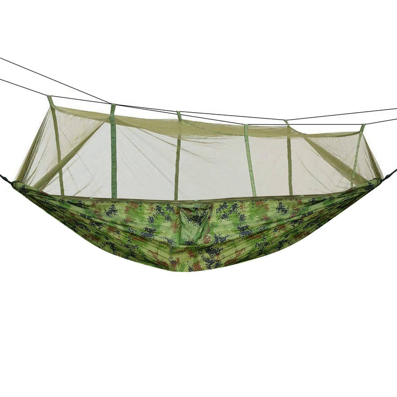 600lbs Load 2 Persons Hammock with Mosquito Net