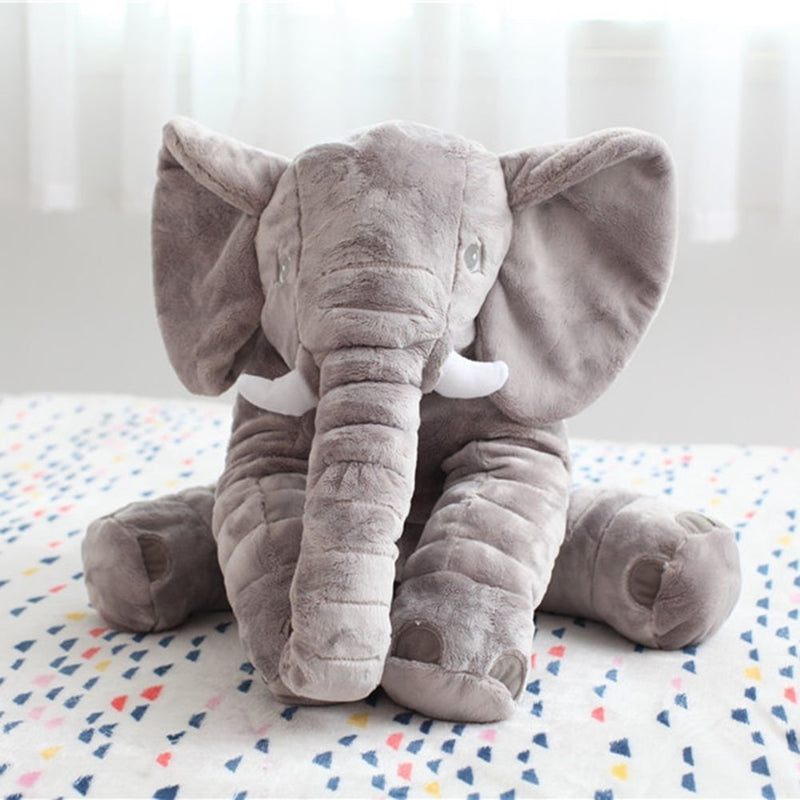 Elephant Plush Pillow - Assorted Colors - DailySale, Inc