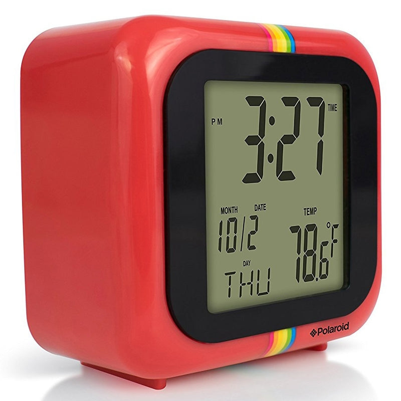 Polaroid Desktop Digital Clock - Assorted Colors - DailySale, Inc