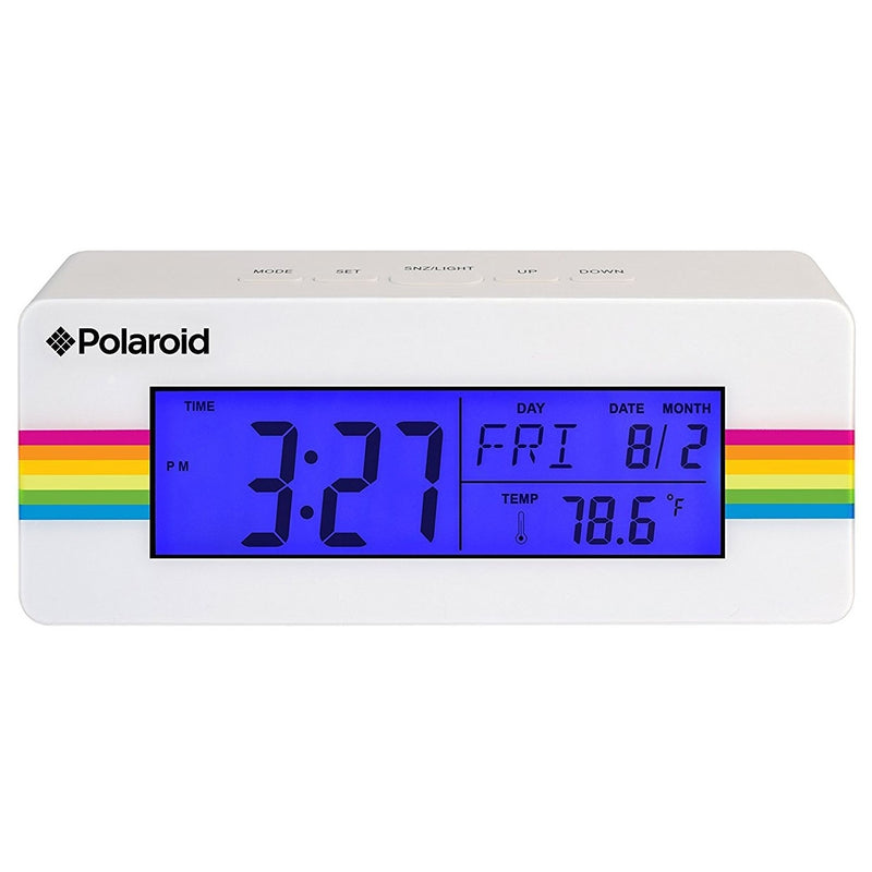 Polaroid Desktop Digital Clock - DailySale, Inc