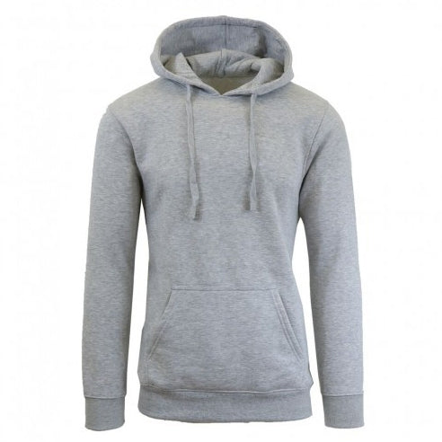 Heavy Fleece Lined Hoodie Sweatshirt - Assorted Styles, Colors & Sizes - DailySale, Inc