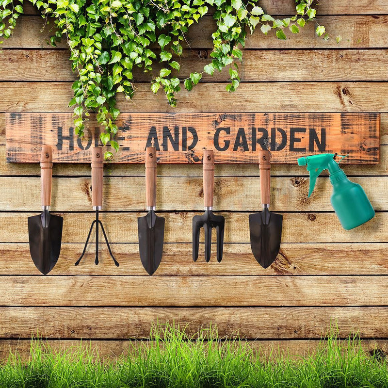 9-Piece: Gardening Tool Set Sports & Outdoors - DailySale