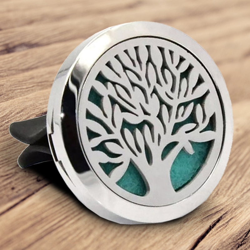 Aromatherapy Essential Oil Car Vent Diffuser - Assorted Styles - DailySale, Inc