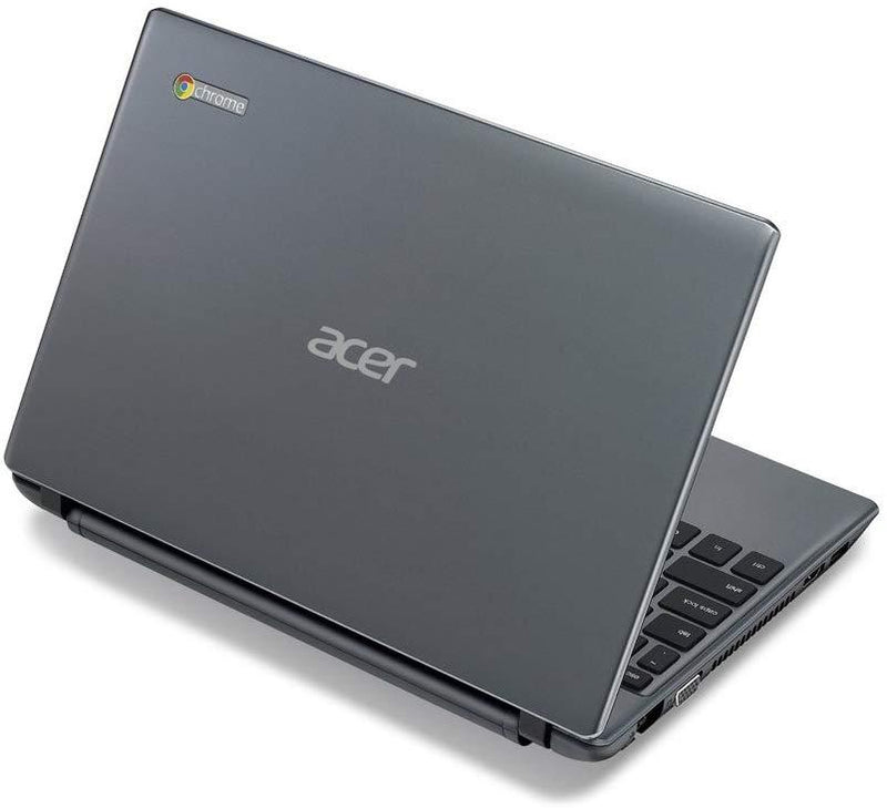 Acer Aspire C710-2487 11.6-Inch Chromebook (1.1 GHz Processor, 4GB DDR3, 320GB HDD) - Iron Gray Tablets & Computers - DailySale