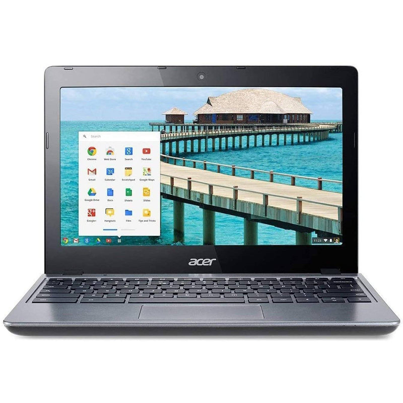 "Acer C720-2844 11.6"" Intel Celeron 2955U Dual-Core 4GB 16GB SSD LED Chromebook Laptops - DailySale"
