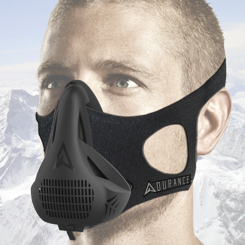 Adurance High Altitude Training Mask for Men and Women Wellness & Fitness - DailySale