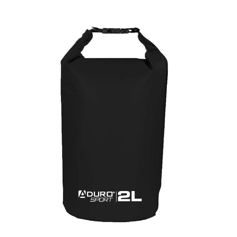 Aduro Sport Floating Waterproof Dry Bag Sports & Outdoors 2 Liter Black - DailySale