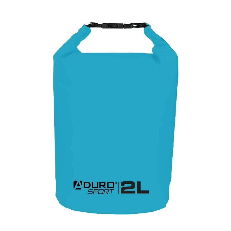 Aduro Sport Floating Waterproof Dry Bag Sports & Outdoors 2 Liter Blue - DailySale
