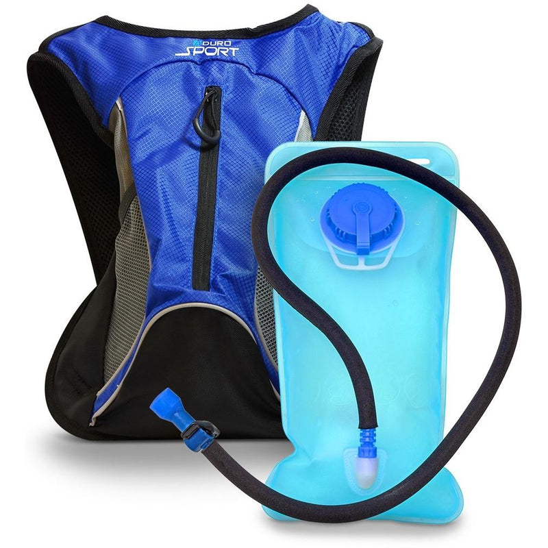 Aduro Sport Hydro-Pro Hydration Backpacks Sports & Outdoors 1.5 Liter Blue - DailySale