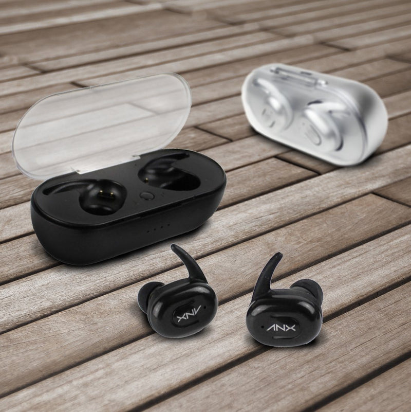 Aduro Sync-Buds True Wireless Earbuds with Charging Case Headphones & Speakers - DailySale