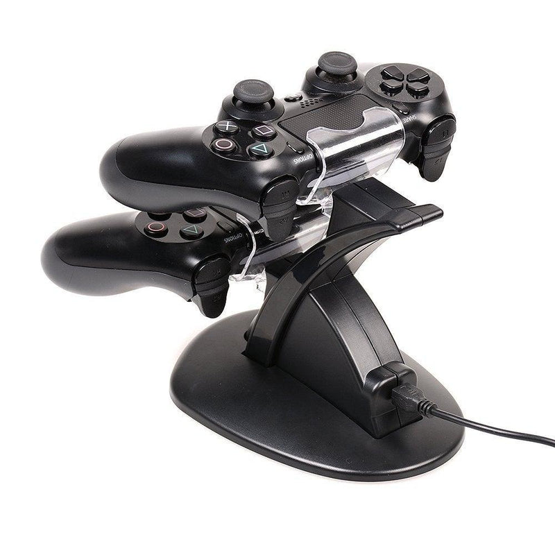 AGPtek Dual USB Charger Charging Docking Station for PS4 Gadgets & Accessories - DailySale