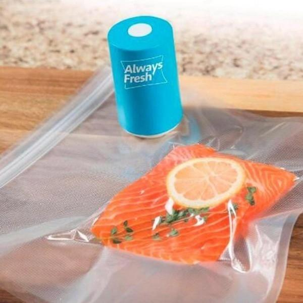Always Fresh Vacuum Food Sealer Kitchen Essentials - DailySale