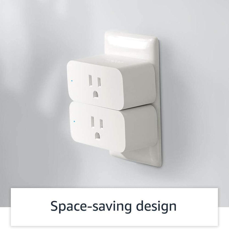 Amazon Wi-Fi Smart Plug Home Essentials - DailySale