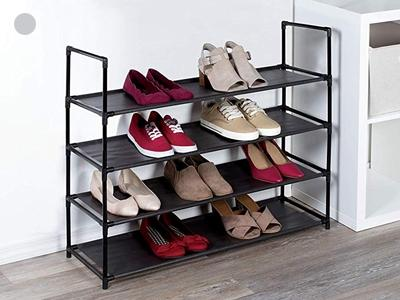 American Dream Home Goods Organizer Shoe Rack Home Essentials - DailySale