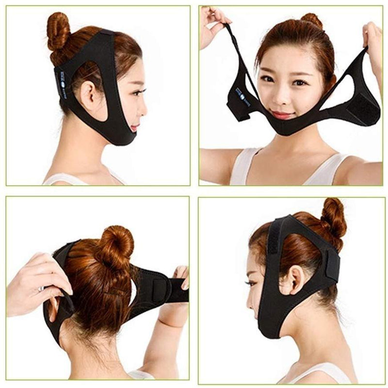 Anti Snoring Devices Chin Strap - Assorted Sizes Wellness & Fitness - DailySale