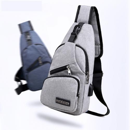 Anti-theft Sling Backpack With Charging Port Bags & Travel - DailySale