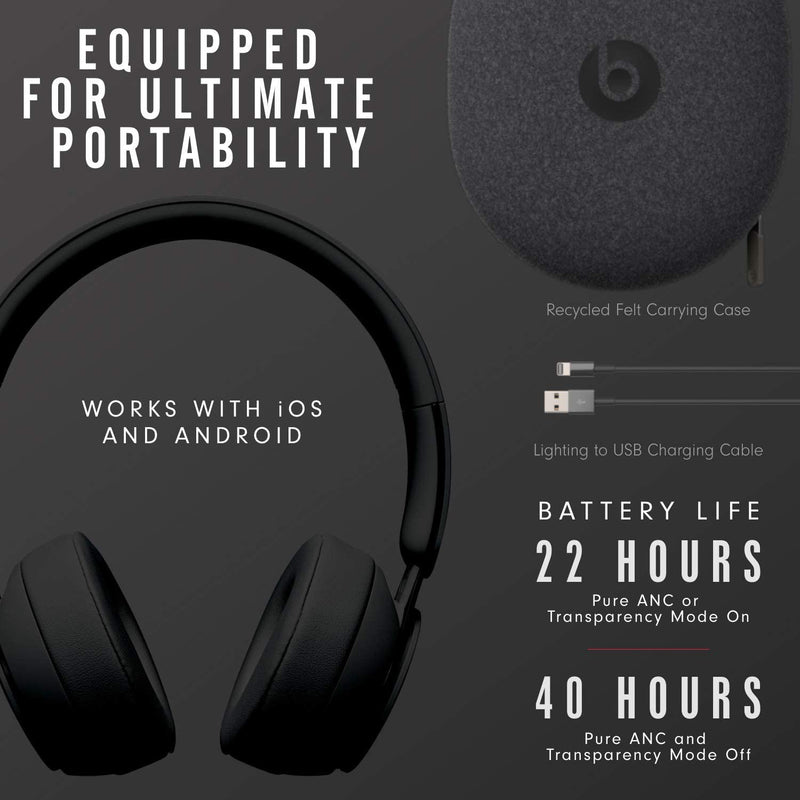 Apple Beats Solo Pro Headphones & Audio - DailySale