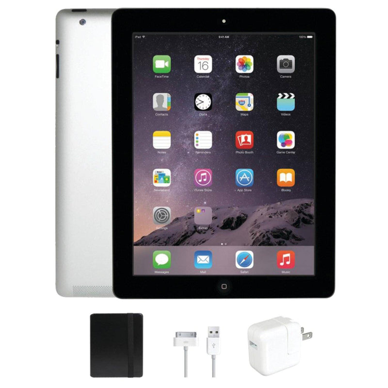Apple iPad 2 16GB Wi-Fi MC769LL/A Tablets - DailySale