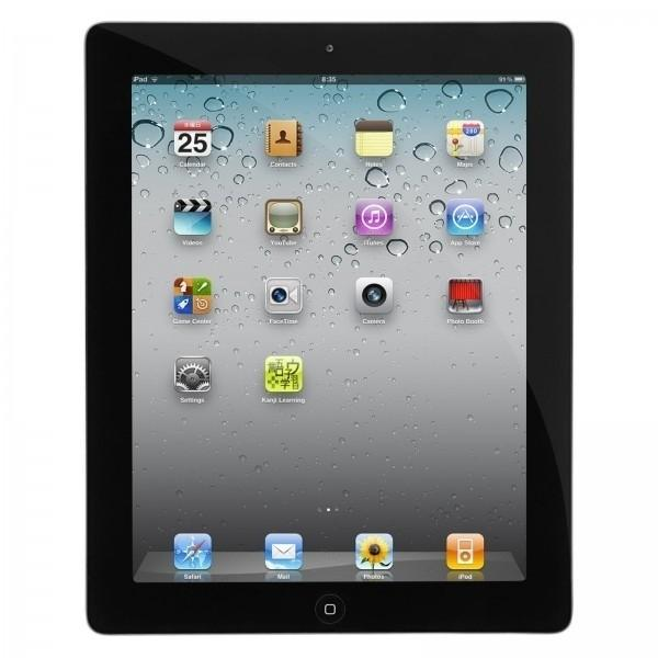 Apple iPad 2 in Black - 16GB Tablets & Computers - DailySale