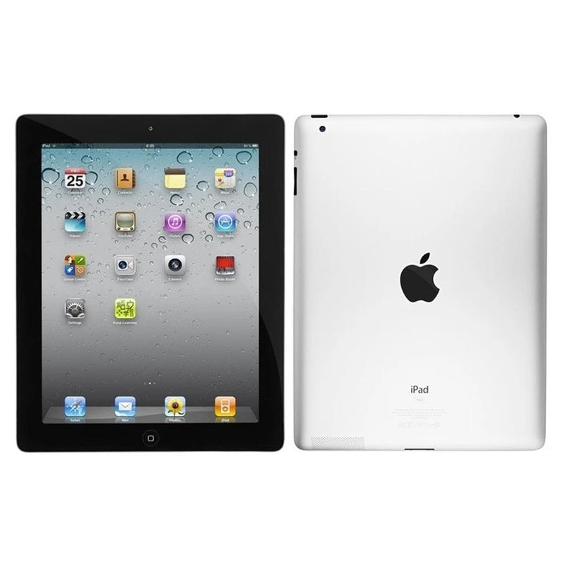 Apple iPad 2 MC769LL/A 9.7-Inch Tablets & Computers 16GB Black - DailySale